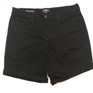 NYDJ Jessica boyfriend shorts #253